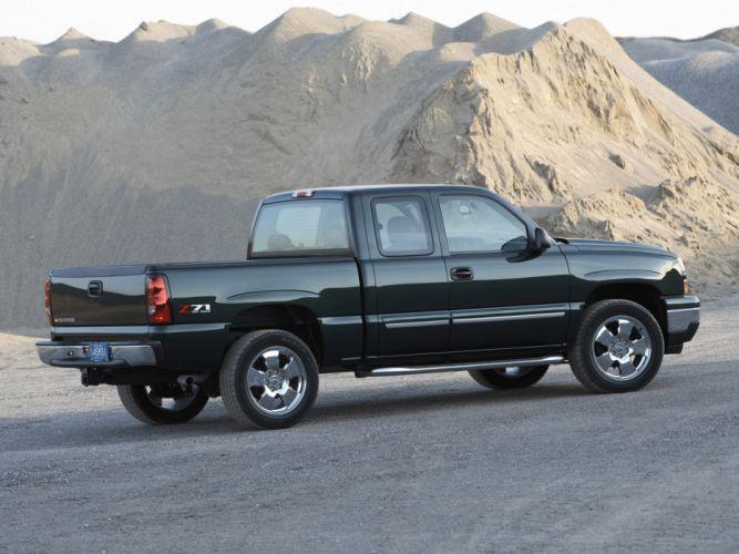 2007 Chevrolet Silverado Z71 truck f wallpaper