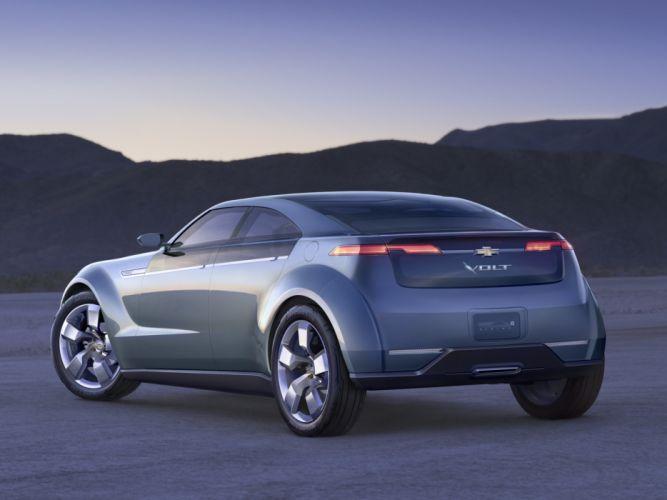 2007 Chevrolet Volt Concept g wallpaper
