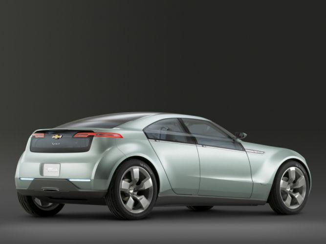 2007 Chevrolet Volt Concept f wallpaper