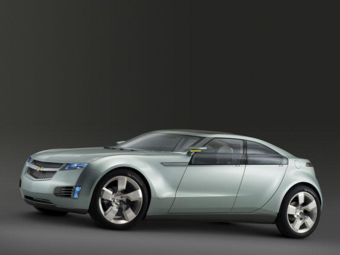 2007 Chevrolet Volt Concept h wallpaper