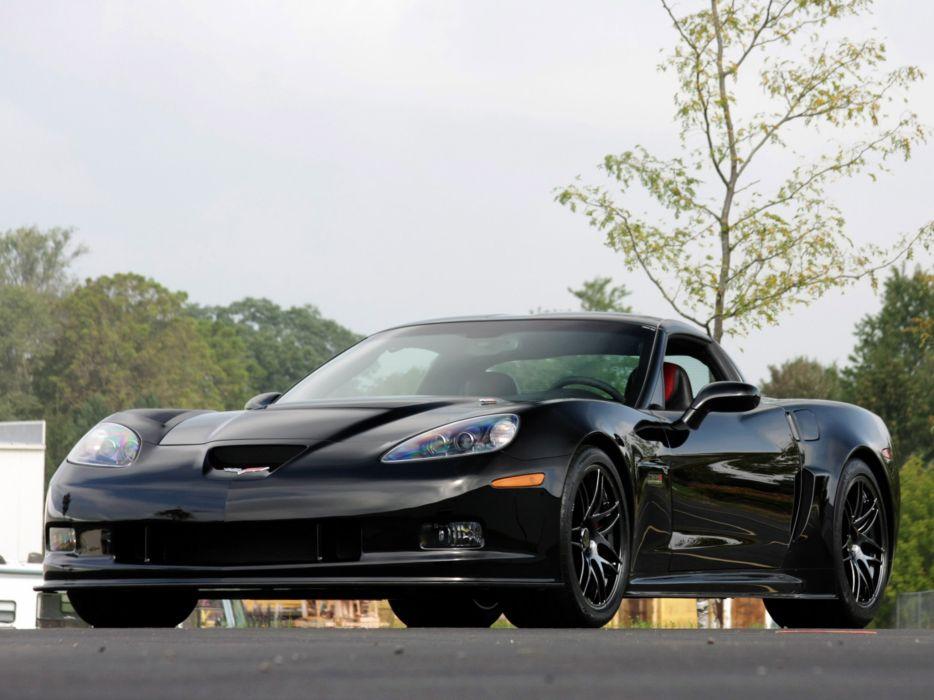 2008 Chevrolet Corvette C6RS muscle supercar supercars   s wallpaper