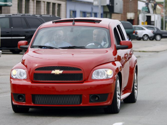 2008 Chevrolet HHR S-S muscle suv h wallpaper