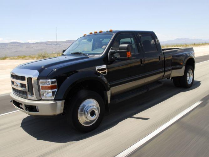 2008 Ford F-450 SuperDuty truck 4x4 g wallpaper