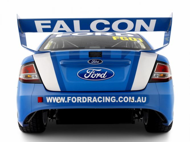 2008 Ford Falcon FG01 race racing tuning g wallpaper