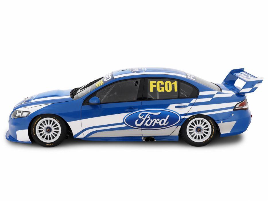 2008 Ford Falcon FG01 race racing tuning   f wallpaper