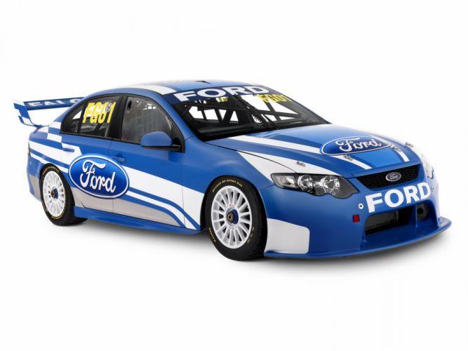 2008 Ford Falcon FG01 race racing tuning wallpaper
