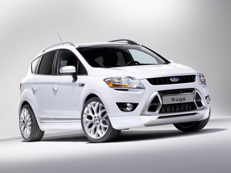 2008 Ford Kuga Individual wallpaper