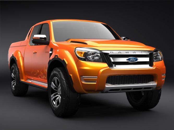 2008 Ford Ranger Max Concept truck wallpaper