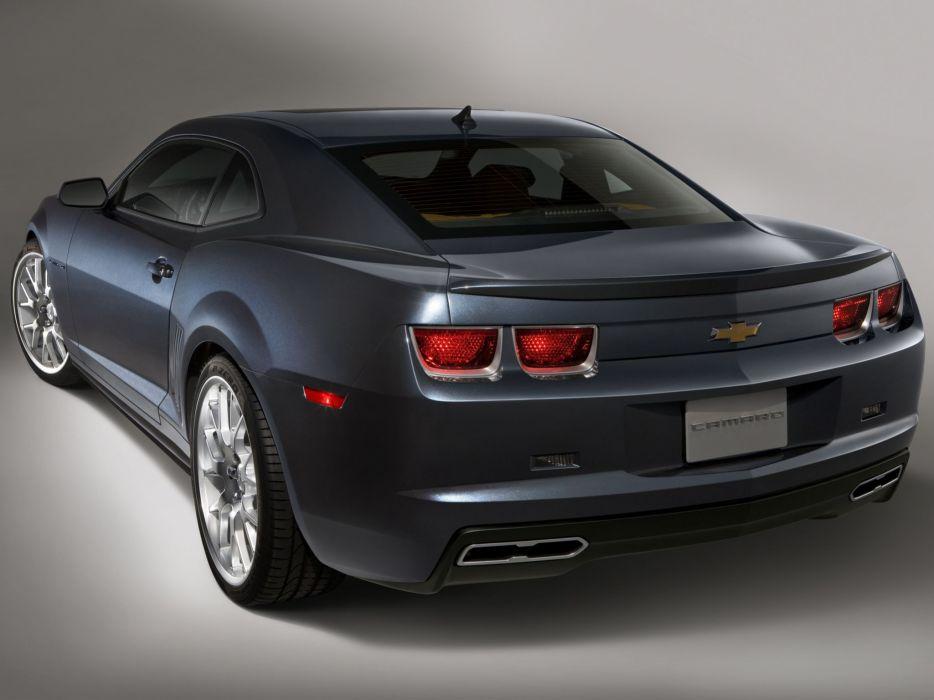 2009 Chevrolet Camaro Dusk muscle    f wallpaper