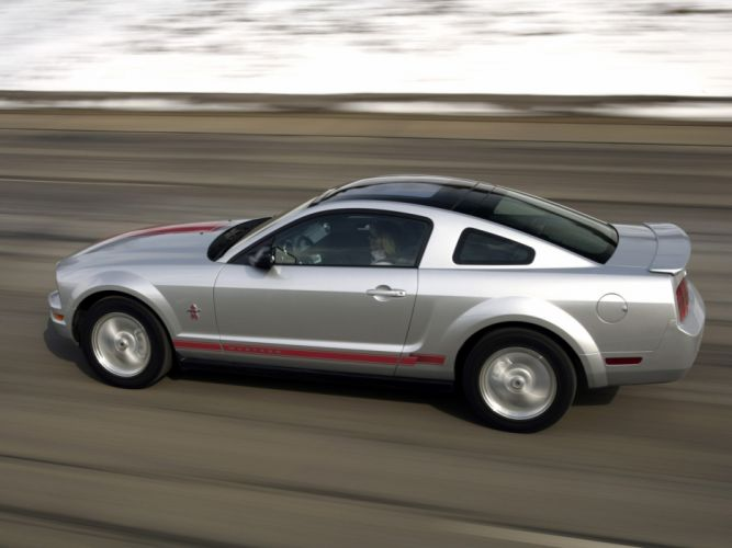 2009 Ford Mustang muscle f wallpaper