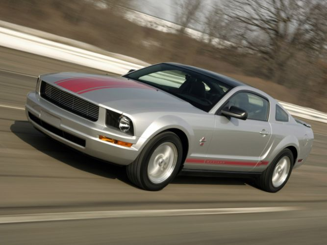 2009 Ford Mustang muscle g wallpaper