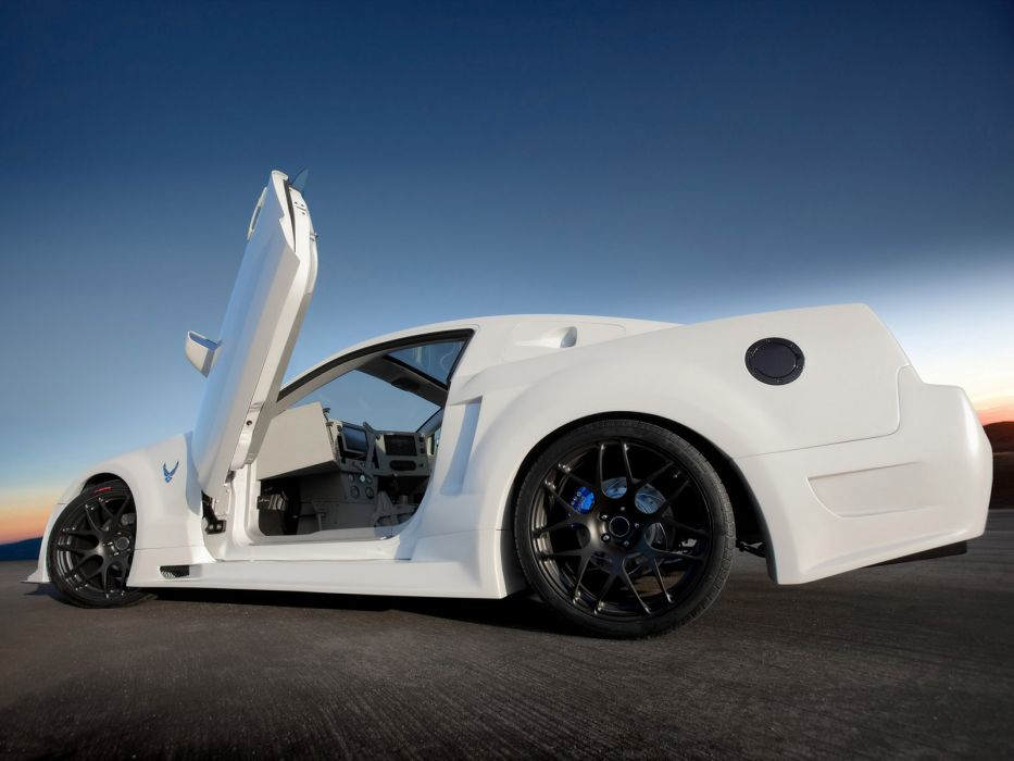 2009 Ford Mustang X-1 muscle supercar supercars    f wallpaper