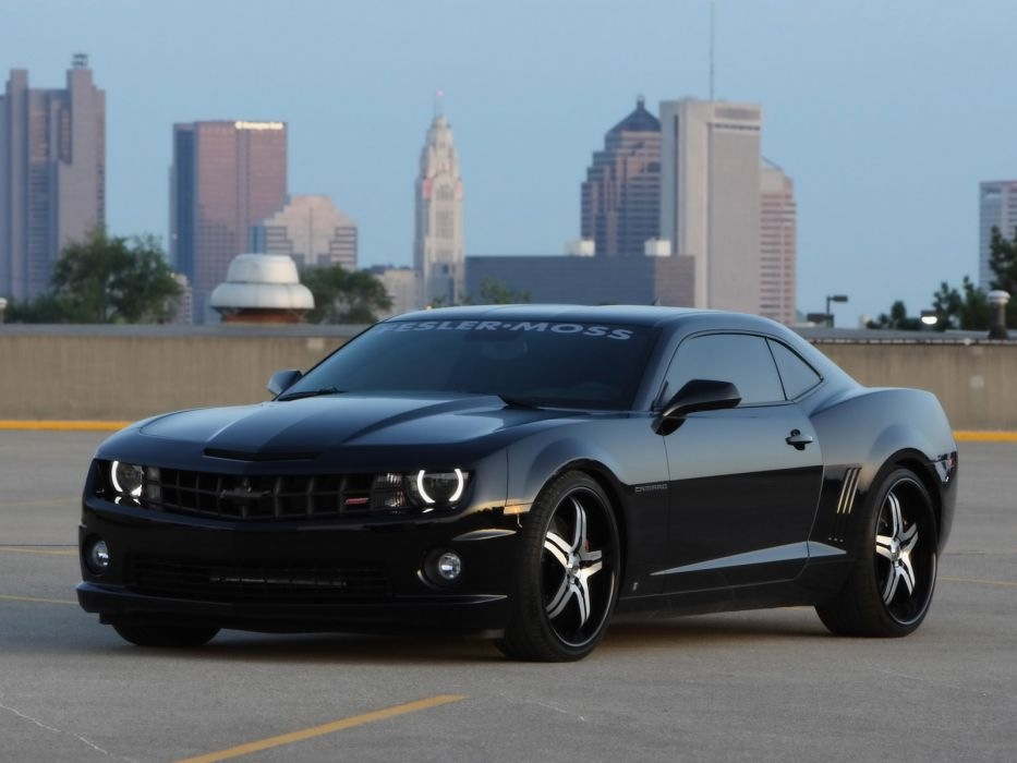 2010 Chevrolet Camaro Competition muscle supercar supercars wallpaper