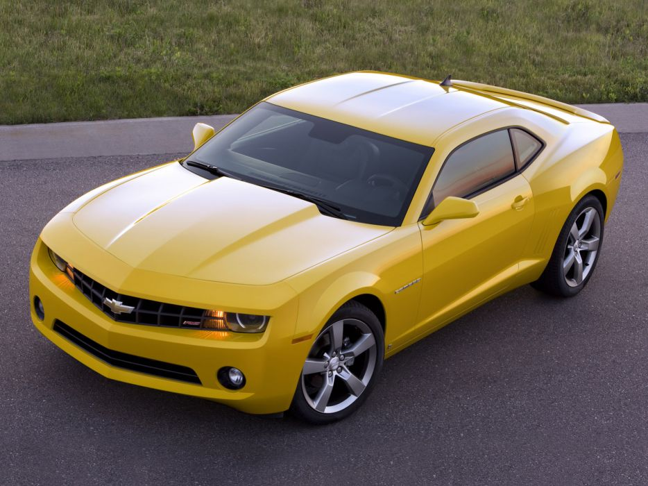 2010 Chevrolet Camaro muscle     g wallpaper