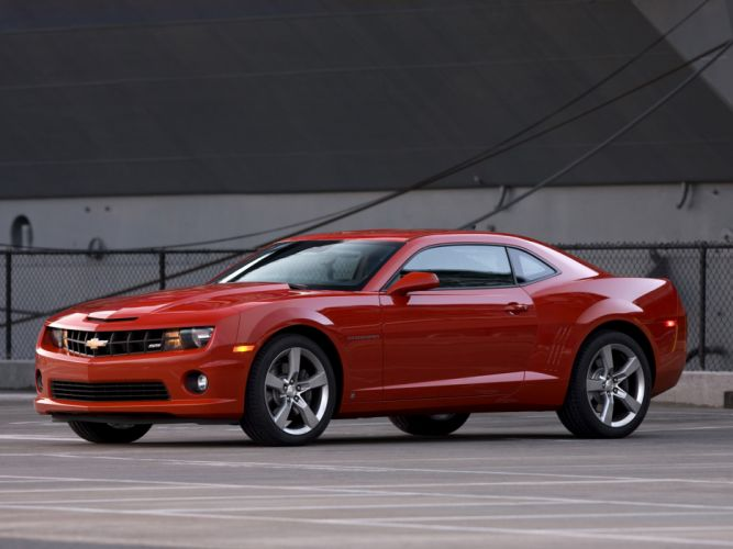 2010 Chevrolet Camaro S-S muscle dw wallpaper