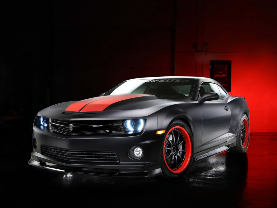 2010 Chevrolet Camaro S-S Supercharged muscle supercar supercars   f wallpaper