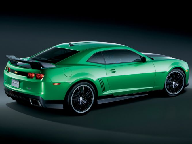 2010 Chevrolet Camaro Synergy muscle tuning f wallpaper