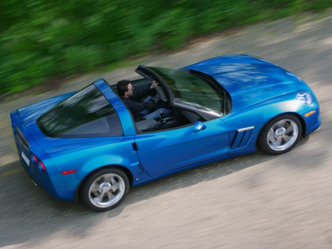 2010 Chevrolet Corvette Grand Sport muscle supercar supercars g wallpaper