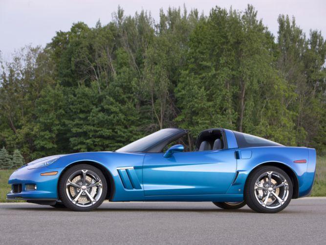 2010 Chevrolet Corvette Grand Sport muscle supercar supercars g wallpaper