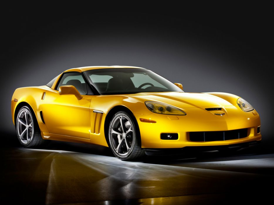 2010 Chevrolet Corvette Grand Sport muscle supercar supercars    f wallpaper