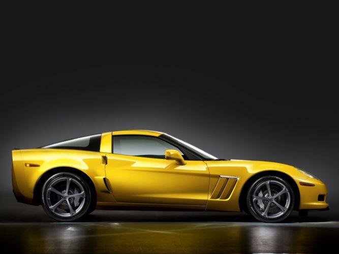2010 Chevrolet Corvette Grand Sport muscle supercar supercars fs wallpaper