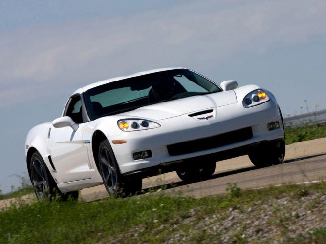 2010 Chevrolet Corvette Grand Sport muscle supercar supercars r wallpaper