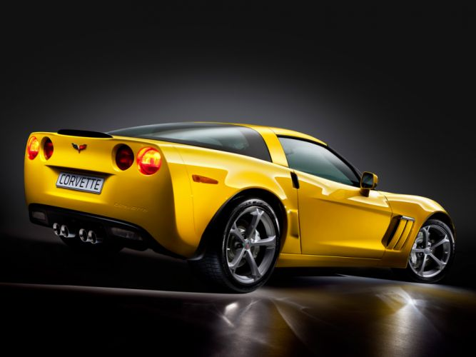 2010 Chevrolet Corvette Grand Sport muscle supercar supercars e wallpaper