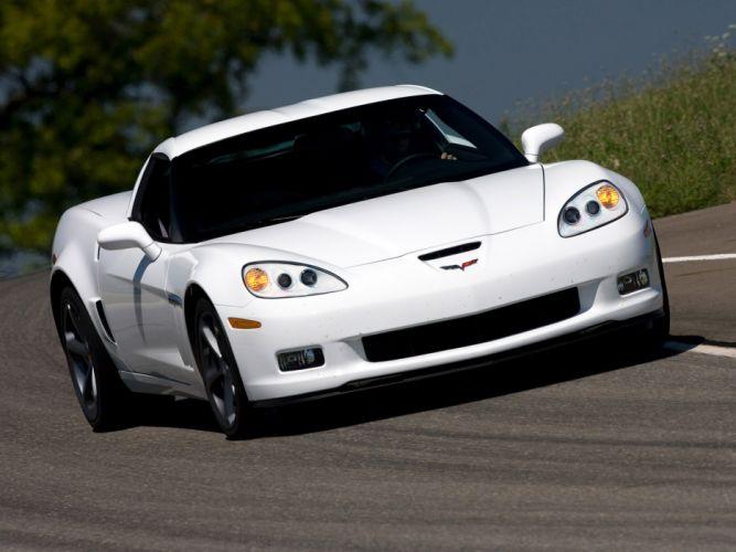 2010 Chevrolet Corvette Grand Sport muscle supercar supercars gd wallpaper