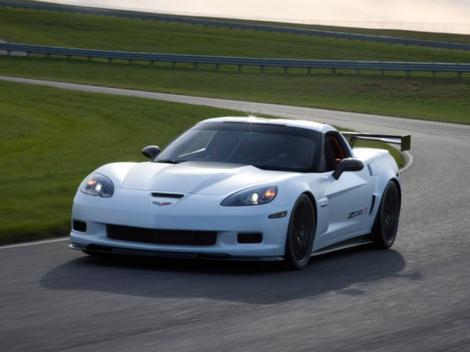 2010 Chevrolet Corvette Z06X muscle supercar supercars g wallpaper