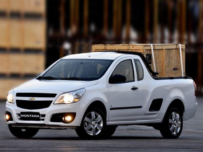 2010 Chevrolet Montana LS truck wallpaper