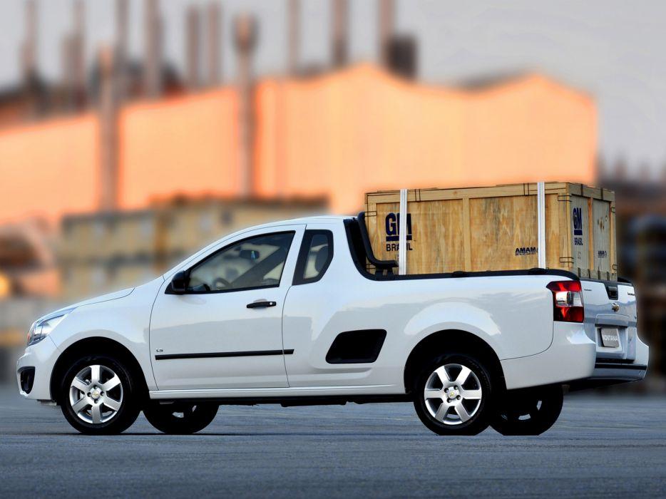 2010 Chevrolet Montana LS truck   h wallpaper