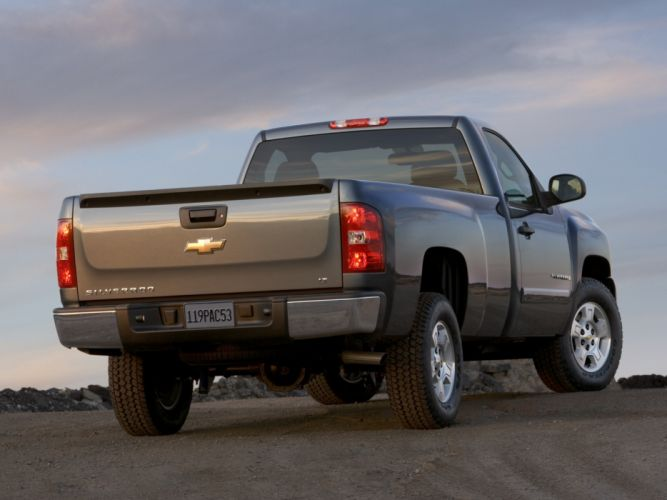 2010 Chevrolet Silverado truck f wallpaper