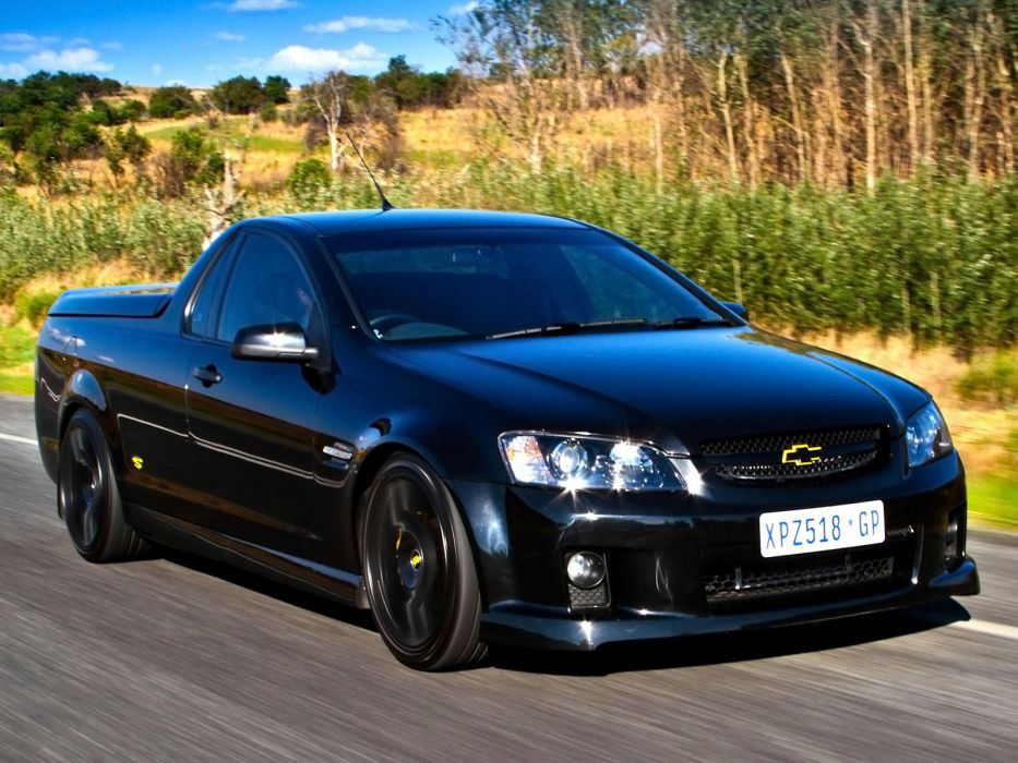 2010 Chevrolet SuperUte truck muscle tuning supercar supercars   f wallpaper