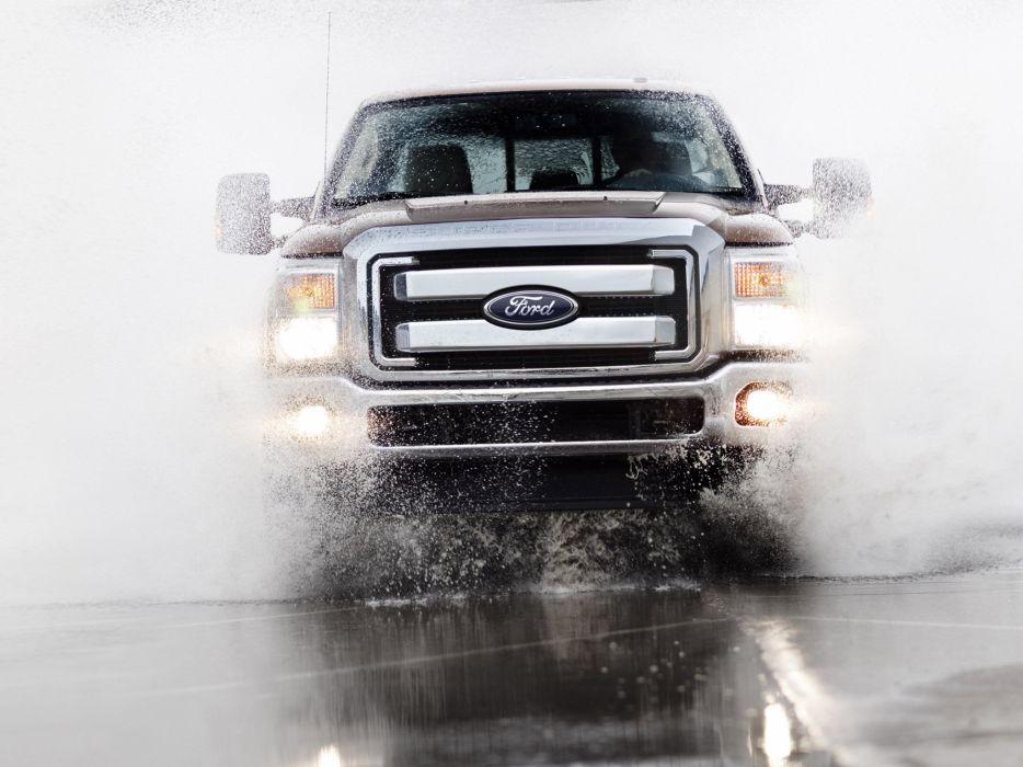 2010 Ford F-250 SuperDuty truck 4x4        g wallpaper