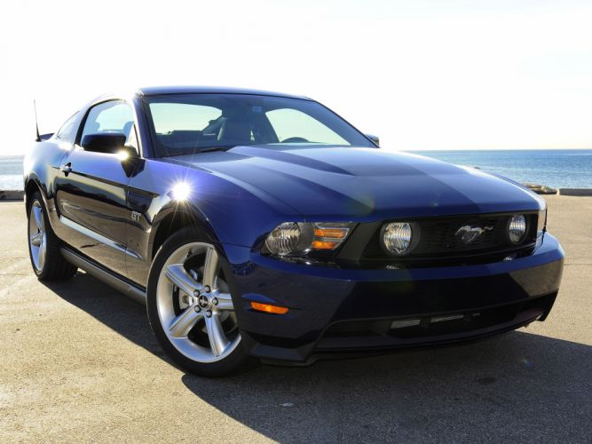 2010 Ford Mustang G-T muscle g wallpaper