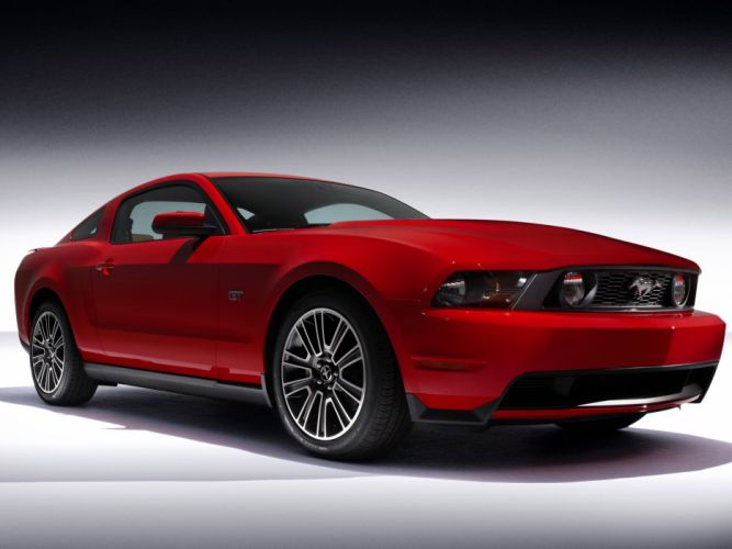 2010 Ford Mustang G-T muscle n wallpaper