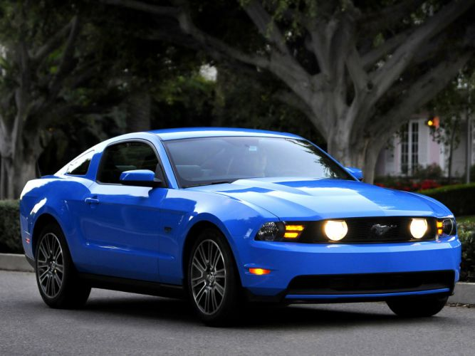 2010 Ford Mustang G-T muscle s wallpaper