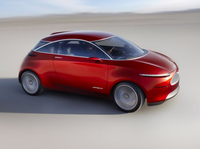 2010 Ford Start Concept wallpaper