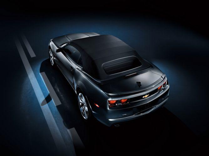 2011 Chevrolet Camaro Convertible muscle g wallpaper