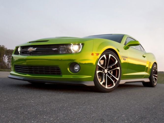 2011 Chevrolet Camaro Hot-Wheels Concept muscle wheel wheels d wallpaper