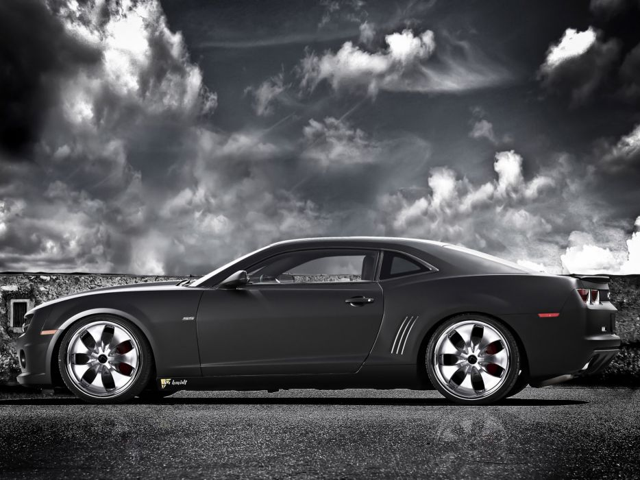 2011 Chevrolet Camaro S-S muscle tuning   g wallpaper