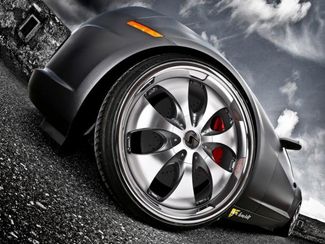 2011 Chevrolet Camaro S-S muscle tuning wheel wheels wallpaper