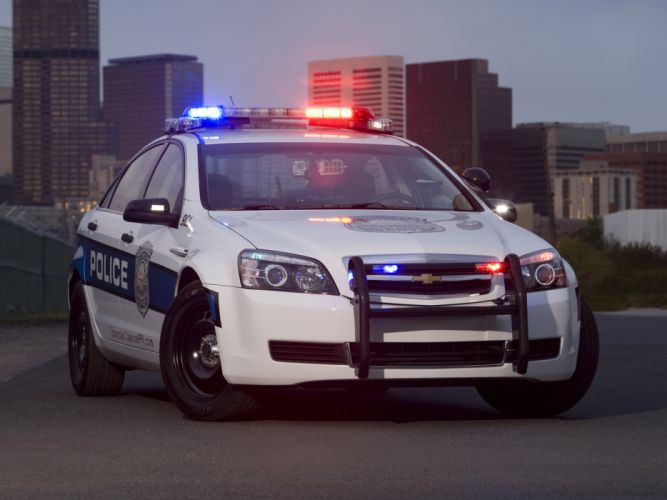 2011 Chevrolet Caprice PPV Police muscle wallpaper