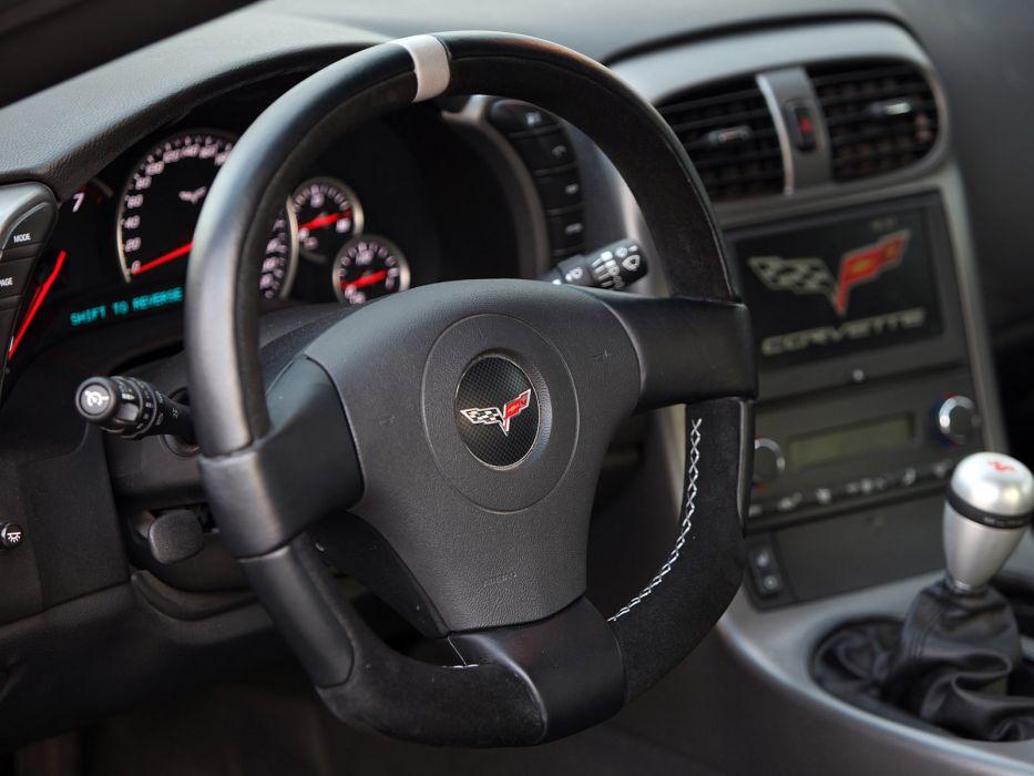2011 Chevrolet Corvette Z06 muscle tuning supercar supercars interior wallpaper