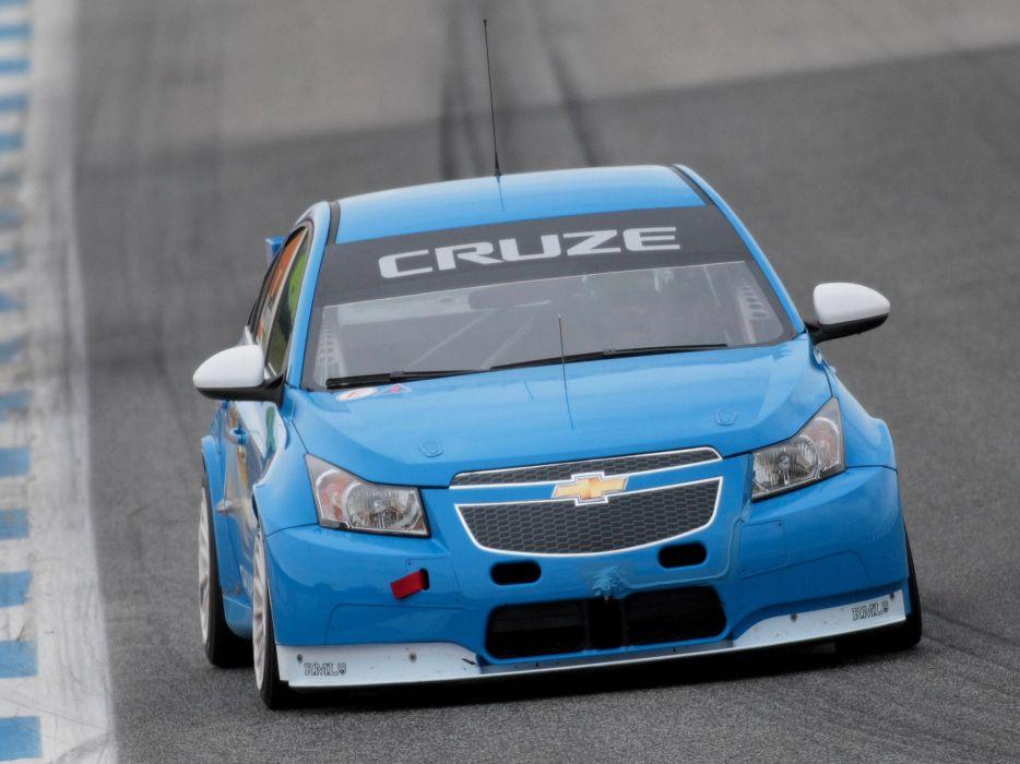 2011 Chevrolet Cruze WTCC race racing tuning      f wallpaper