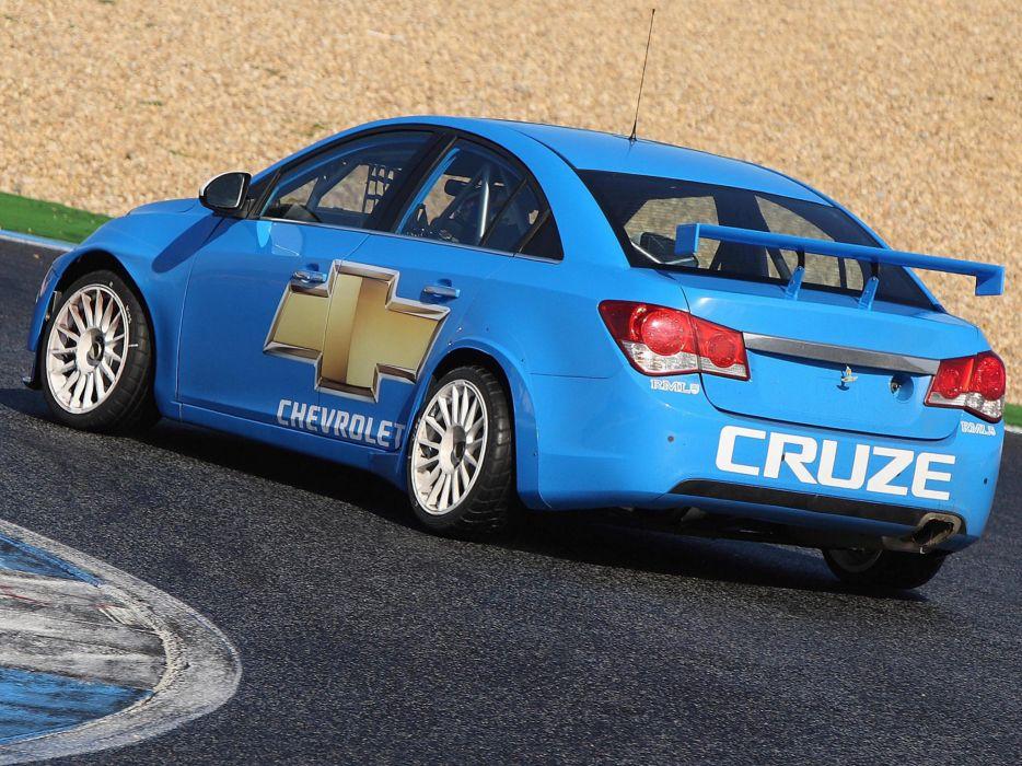 2011 Chevrolet Cruze WTCC race racing tuning   de wallpaper