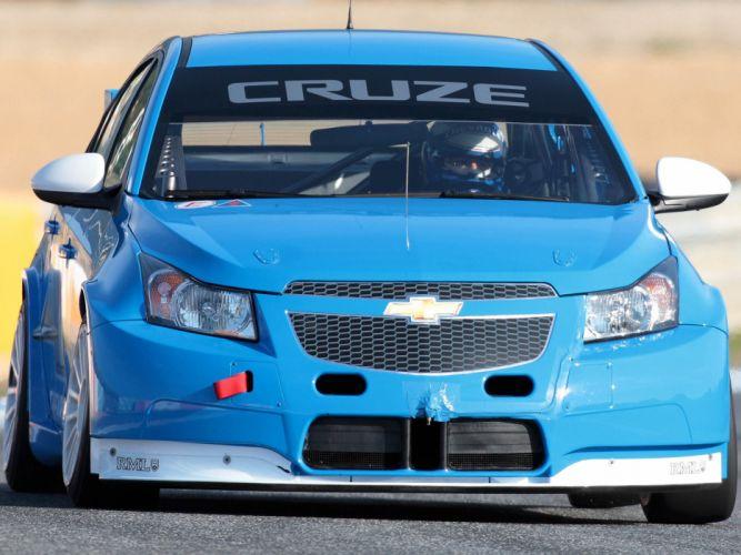 2011 Chevrolet Cruze WTCC race racing tuning ds wallpaper