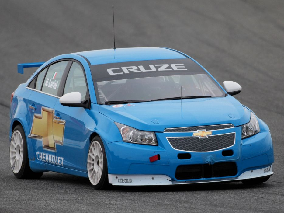 2011 Chevrolet Cruze WTCC race racing tuning  s wallpaper