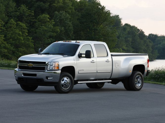 2011 Chevrolet Silverado HD 2500 Crew 4x4 gh wallpaper