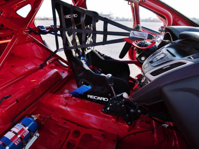 2011 Ford Focus Race Car Concept tuning race racing interior wallpaper